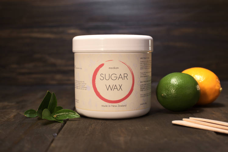 MEDIUM SUGAR WAX